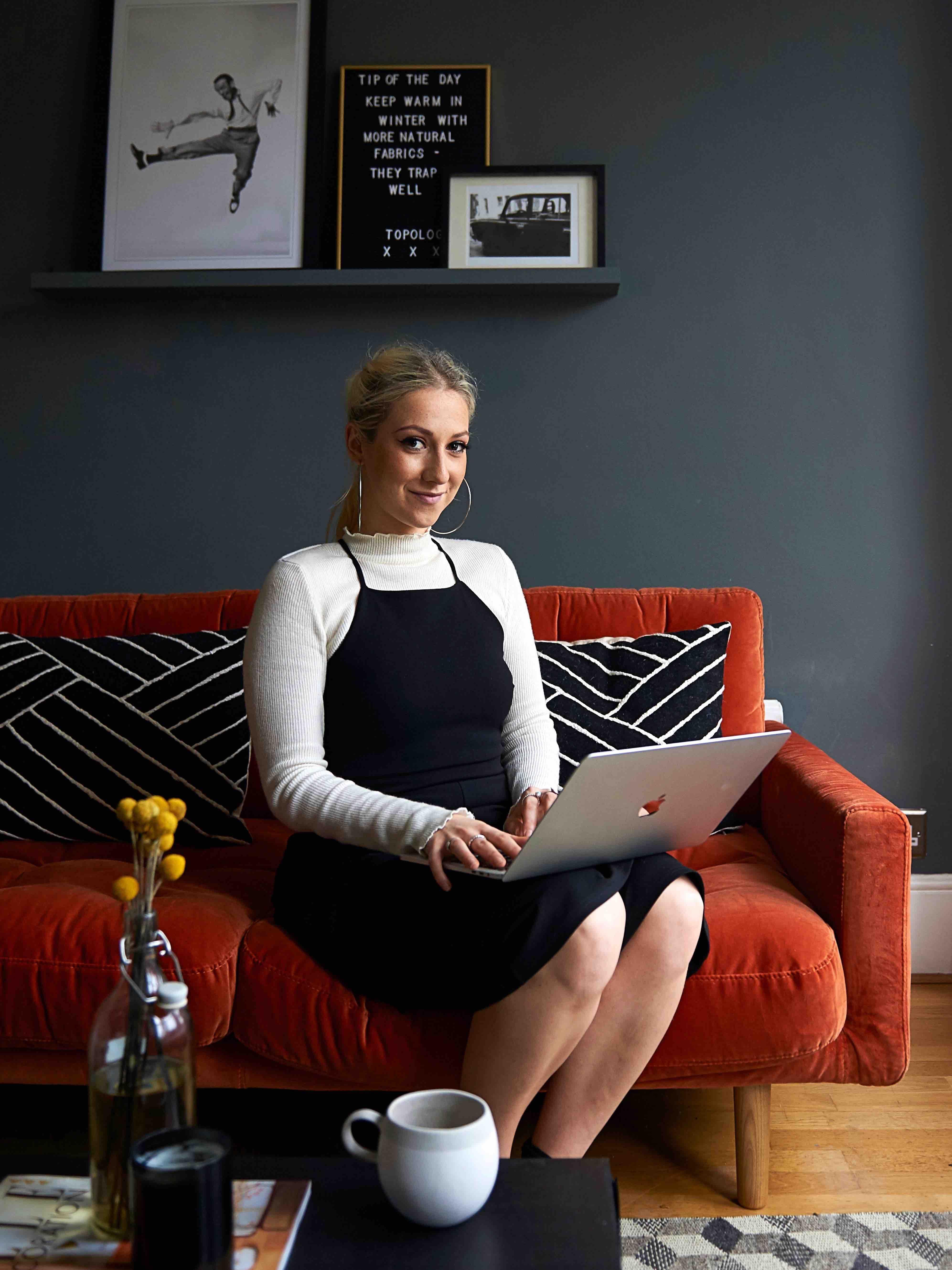 Interior Design Online: Interior Blogger Athina Speaks To Homeware Giant Habitat