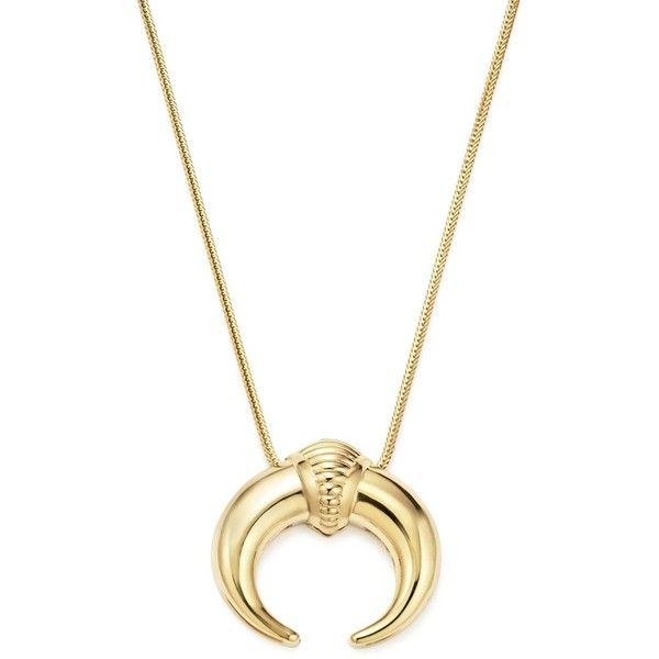 14k yellow gold horn pendant necklace 18 100 exclusive 1100 14k yellow gold horn pendant necklace 18 100 exclusive 1100 aloadofball Images