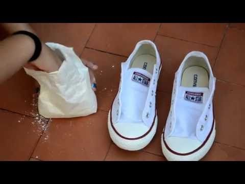caligrafía insertar solo  DIY: COMO LAVAR Y BLANQUEAR TUS TENIS BLANCOS | FÁCIL Y RÁPIDO - YouTube | Como  blanquear tenis, Como limpiar zapatos blancos, Como limpiar zapatos