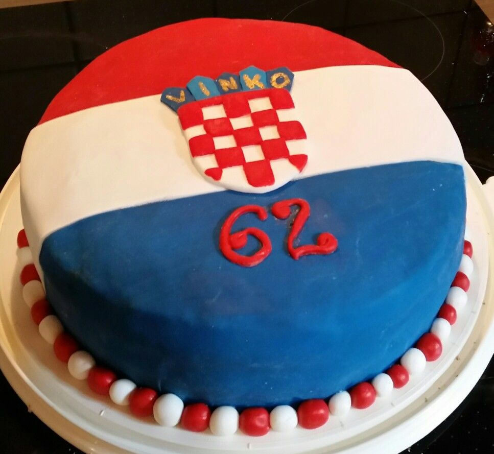Kroatische Torte Meine Back Kreationen