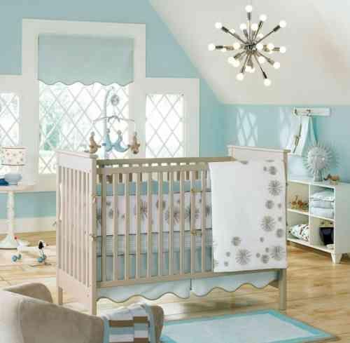 Déco de la chambre bébé fille sans rose en 25 idées super | Chambre ...