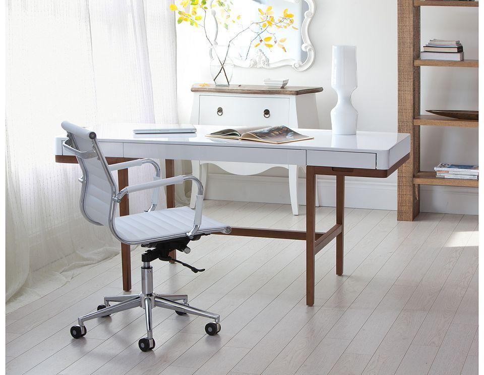 Structube bureau : bureaux : adel blanc boudoir pinterest