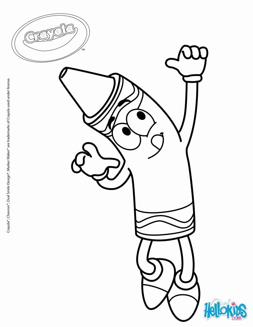 32 Magic Marker Coloring Book In 2020 Crayola Coloring Pages