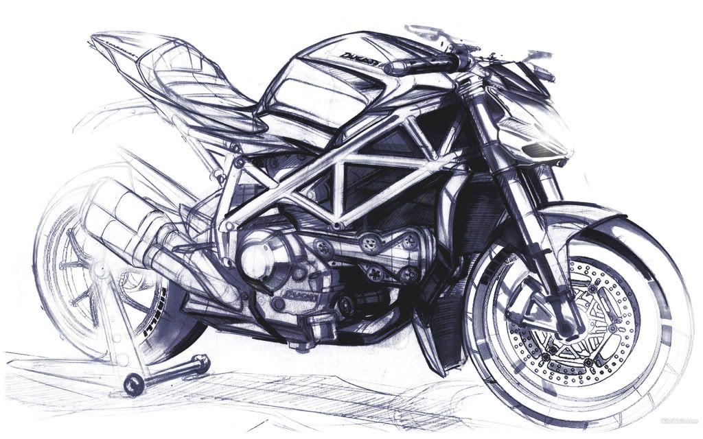 изделия рисунки карандашом черно белые мотоцикла златую наковальню