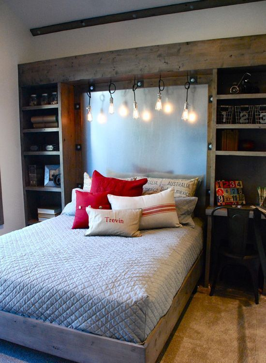 36 modern and stylish teen boys room designs digsdigs - Teen boy bedroom ideas ...