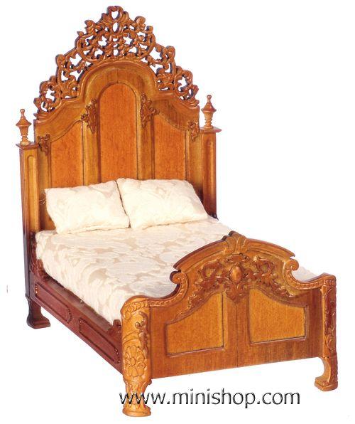real life miniature furniture kits | Dollhouse Ri Mauldie ...