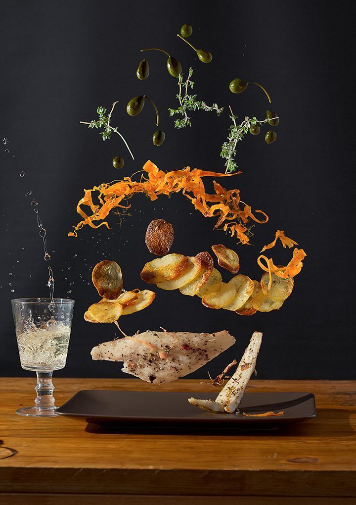 Floating Recipes by Nora Luther and Pavel Becker