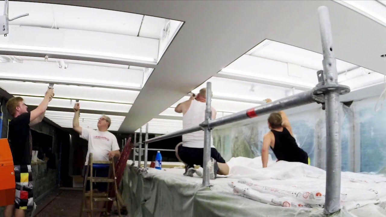 Lichtdesign München lichtdecken light ceiling le meridien hotel münchen