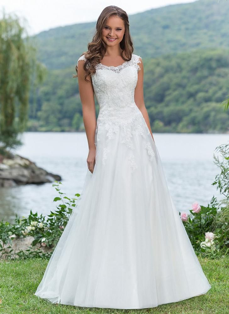 Sweetheart Bridal Gown Style - 6143 | Beauty Love | Pinterest ...