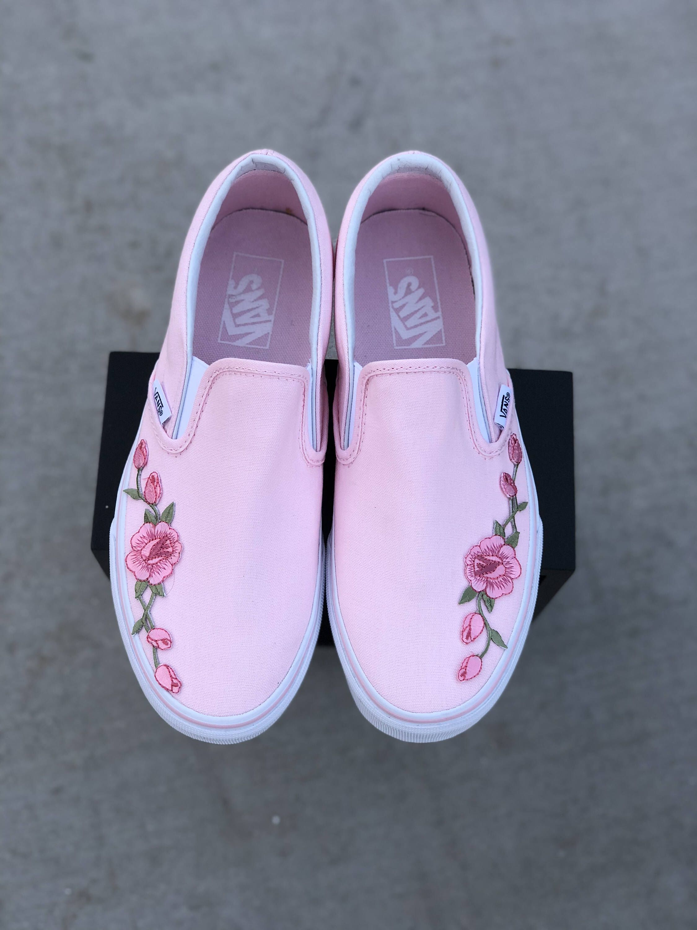 d1f1894b9e6a3 I love the white slip on AMD rose embroidered better but I like these