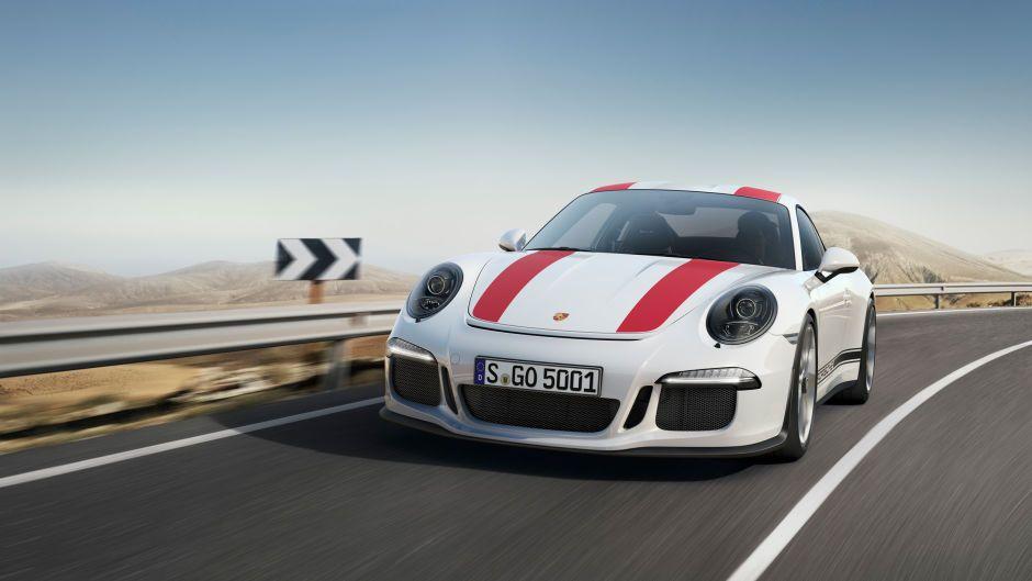 2016 Porsche 911 R Racing Heritage