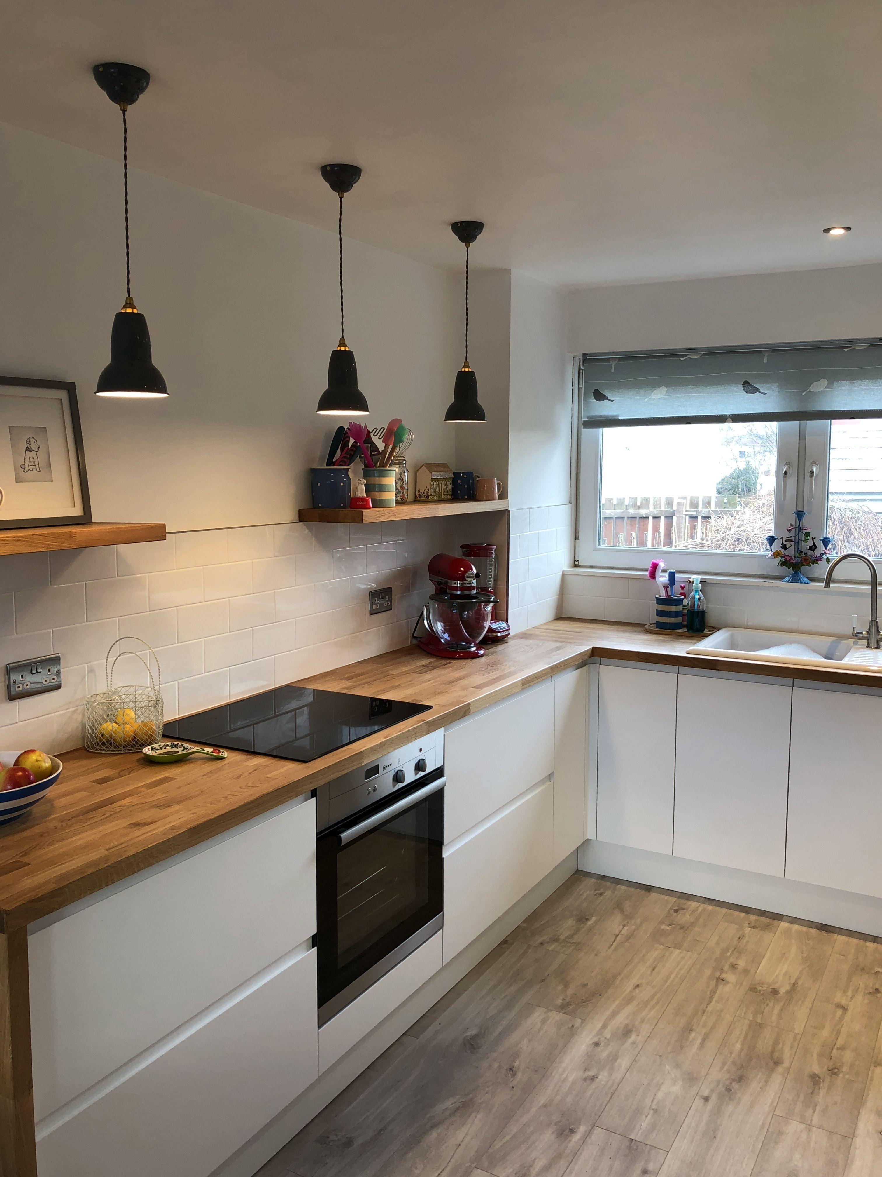 Perfect small kitchen   Küche umgestalten, Küchenumgestaltung ...