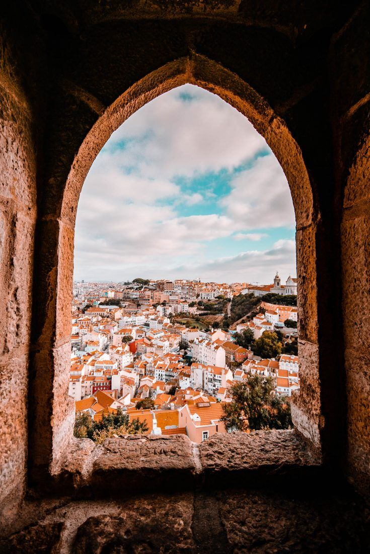 St. Jeorge Castle - 10x things to do in Lisbon, Portugal