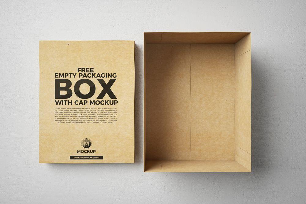 Download Subscription Box Mockup Box Mockup Packaging Mockup Free Boxes