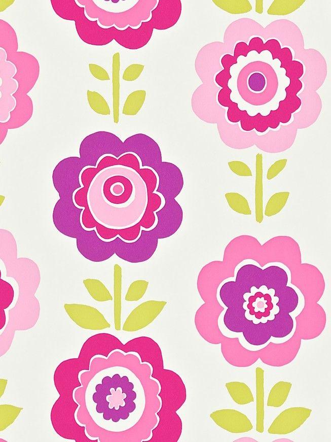 Buy Harlequin Oopsie Daisy Wallpaper online at John Lewis