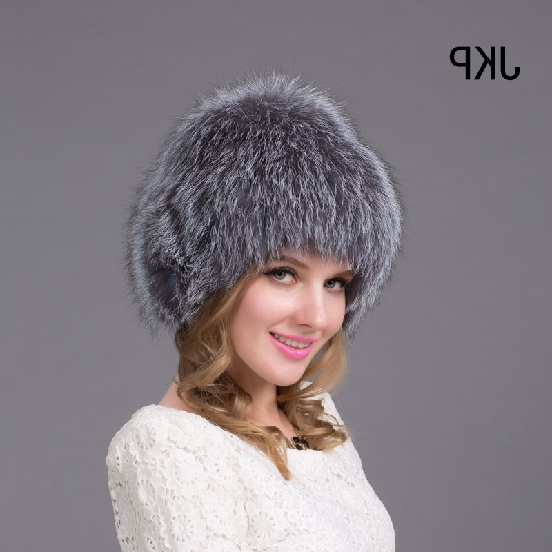 38.68$  Buy now - https://alitems.com/g/1e8d114494b01f4c715516525dc3e8/?i=5&ulp=https%3A%2F%2Fwww.aliexpress.com%2Fitem%2Fwinter-women-s-fox-fur-hat-ear-protector-cap-female-hat-pom-pom-cap%2F32697254068.html - winter women's fox fur hat ear protector cap female hat pom pom cap 38.68$