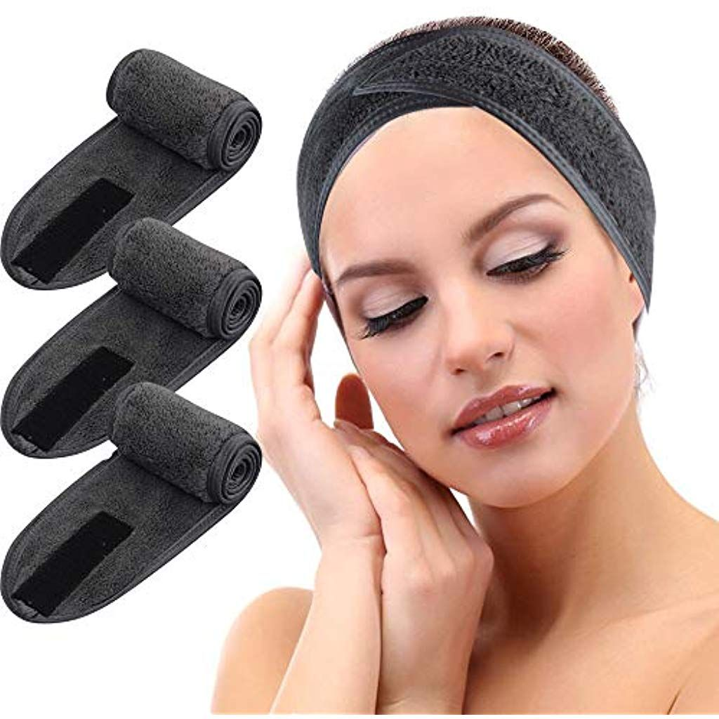Photo of KinHwa Hair Band Washable Hair Band Microfiber …
