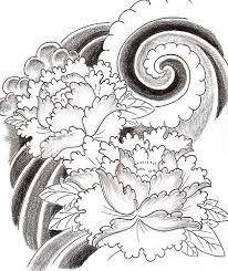 Desenhos Flores Orientais Desenhos Desenhos De Flores Desenhos