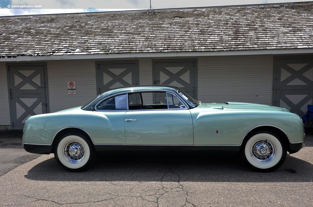 1953 Chrysler Ghia Thomas Special | 1953 Chrysler Ghia Special's ...
