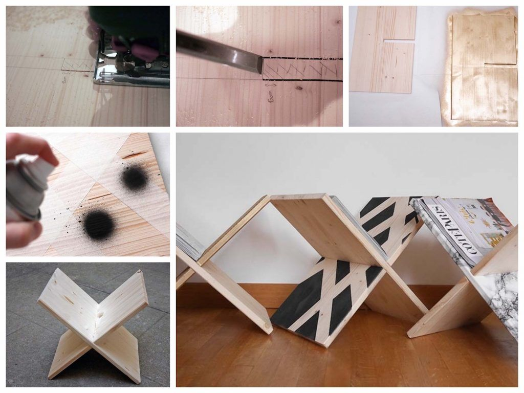 diy bricolage d co blog deco porte revue revue et. Black Bedroom Furniture Sets. Home Design Ideas