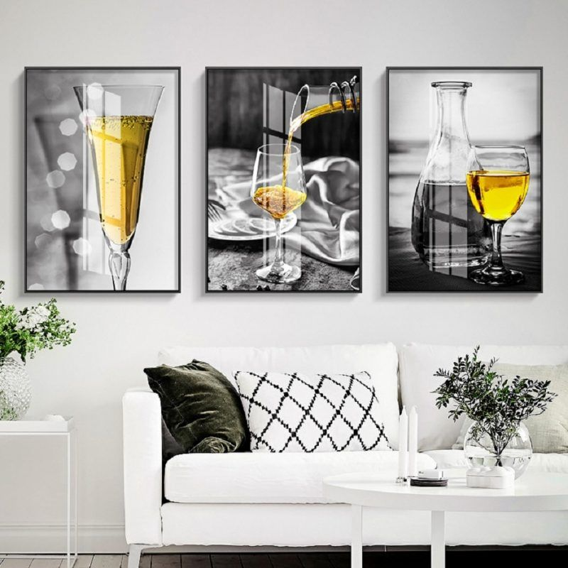 Poster Canvas Paintings Painted Kitchen