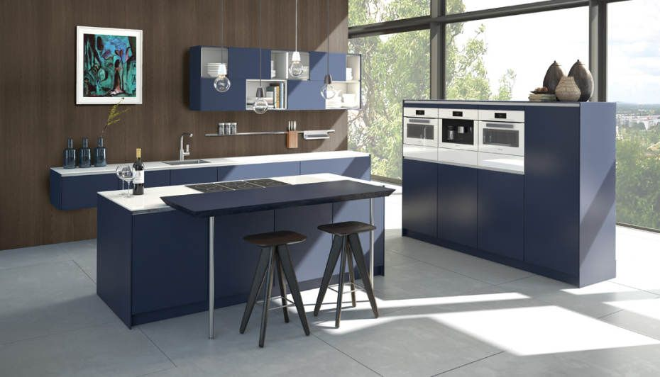 DesignKüchen von PLANA modern und voll im Trend