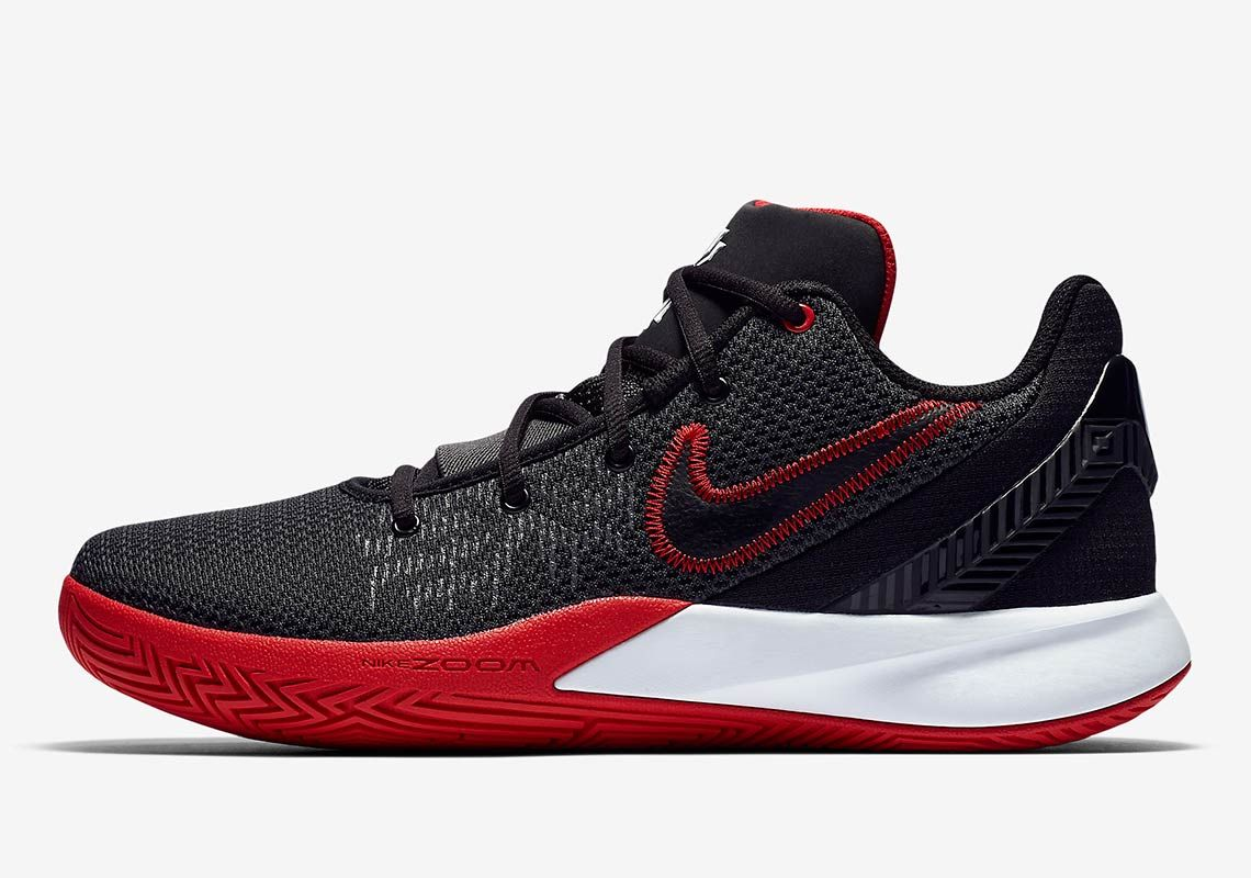 be4903f21927 The Nike Kyrie Flytrap 2 Is Available In Black And Red
