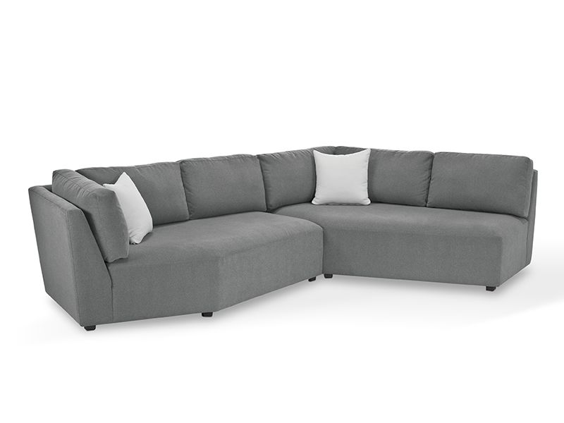 Kappa Sigma Sectional 1099 Slobproof Com Easy Clean Up Fabric