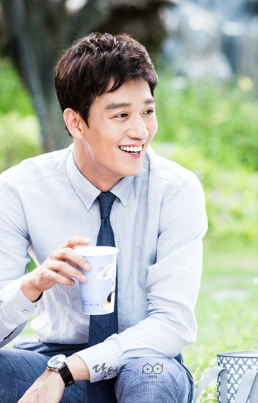 Mr  Always smiling Honghonghong | MultiVitamin | Kim rae won