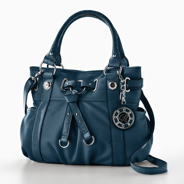 Rosetti Purse Blue Handbag
