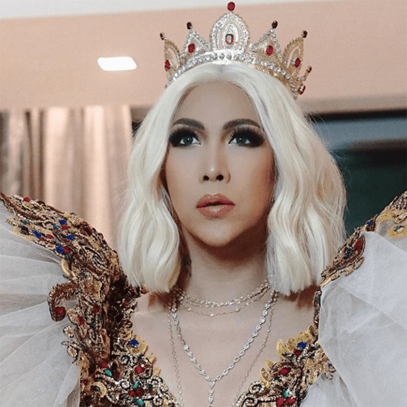 Cherry Prepaid has simply published Vice Ganda as its latest endorser.  Along with it the corporate introduced its leveled-up model of … | Vice  ganda, New face, Vice