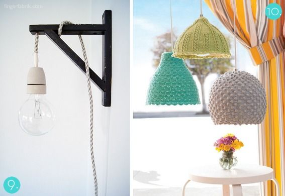 Roundup: 10 Favorite IKEA Lamp Makeovers and Hacks | DIY ...