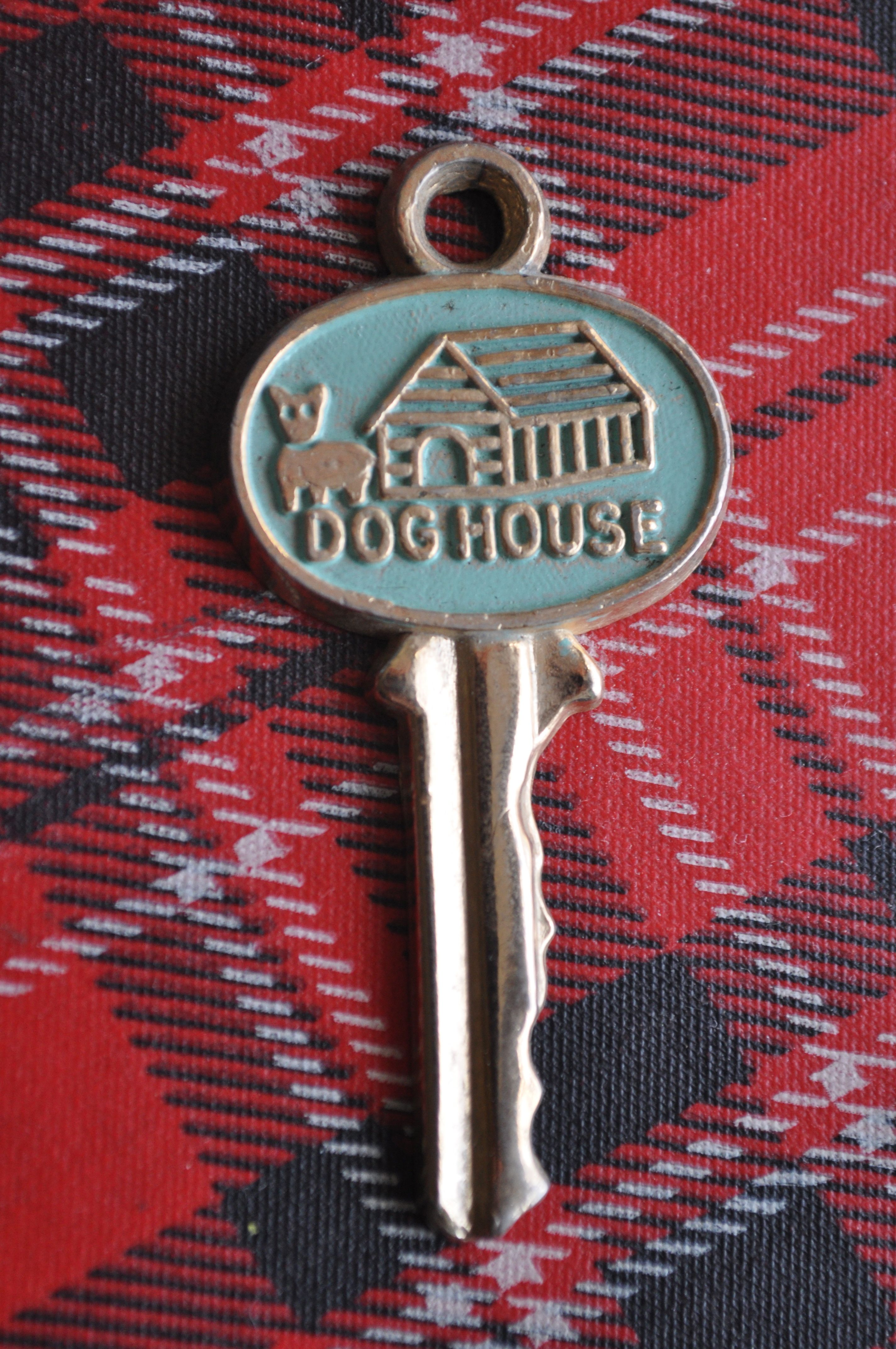key to the dog house