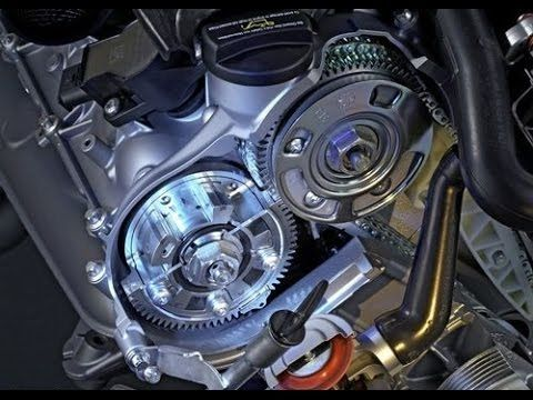 M272 m273 balance shaft and timing chain installation for Mercedes benz m272 engine