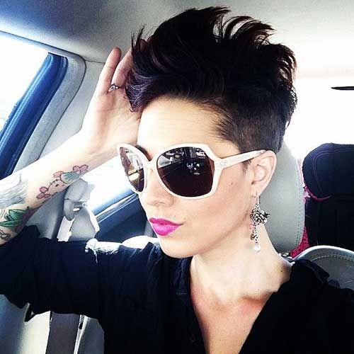 10 best mohawk pixie cut pixie mohawk mohawks and mohawk hairstyles 10 best mohawk pixie cut solutioingenieria Choice Image