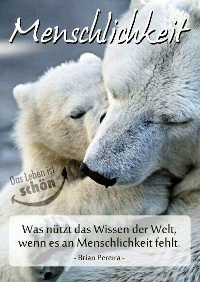 ...Menschlichkeit!!!