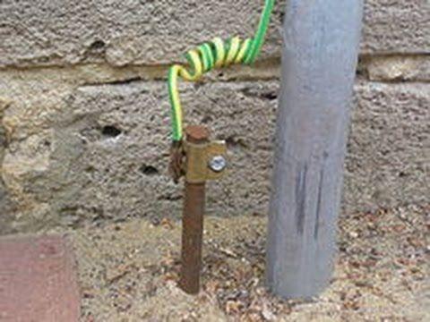 Que Es Y Para Que Sirve La Toma De Tierra Puesta A Tierra O Tierra Fisica Te Puede Salvar La Vid Electricidad Gratis Como Hacer Un Pozo Instalación Electrica