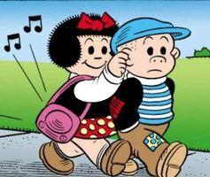 Arthur et zoe nancy sluggo❤ ❤ ❤ nel nancy comic