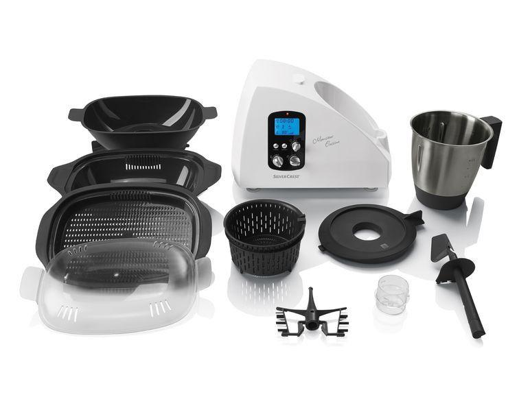 Kuchenmaschine Mit Kochfunktion Lidl Fresh Lidl Silvercrest Skmh