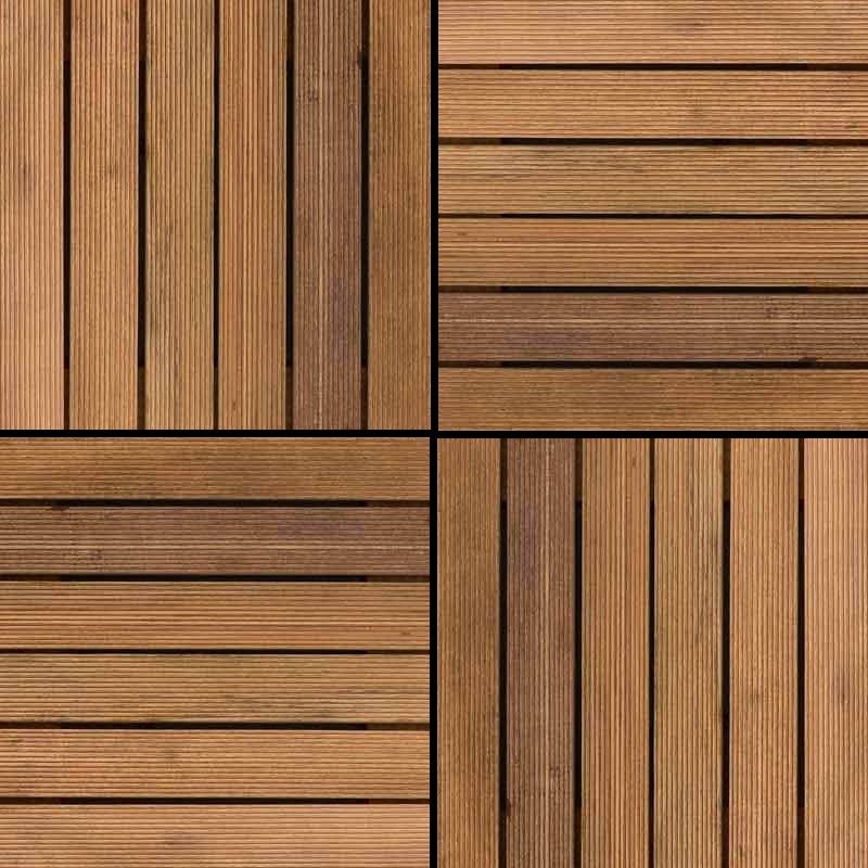 10 Pk Teak Patio Flooring Amazon Com Interlocking Wood