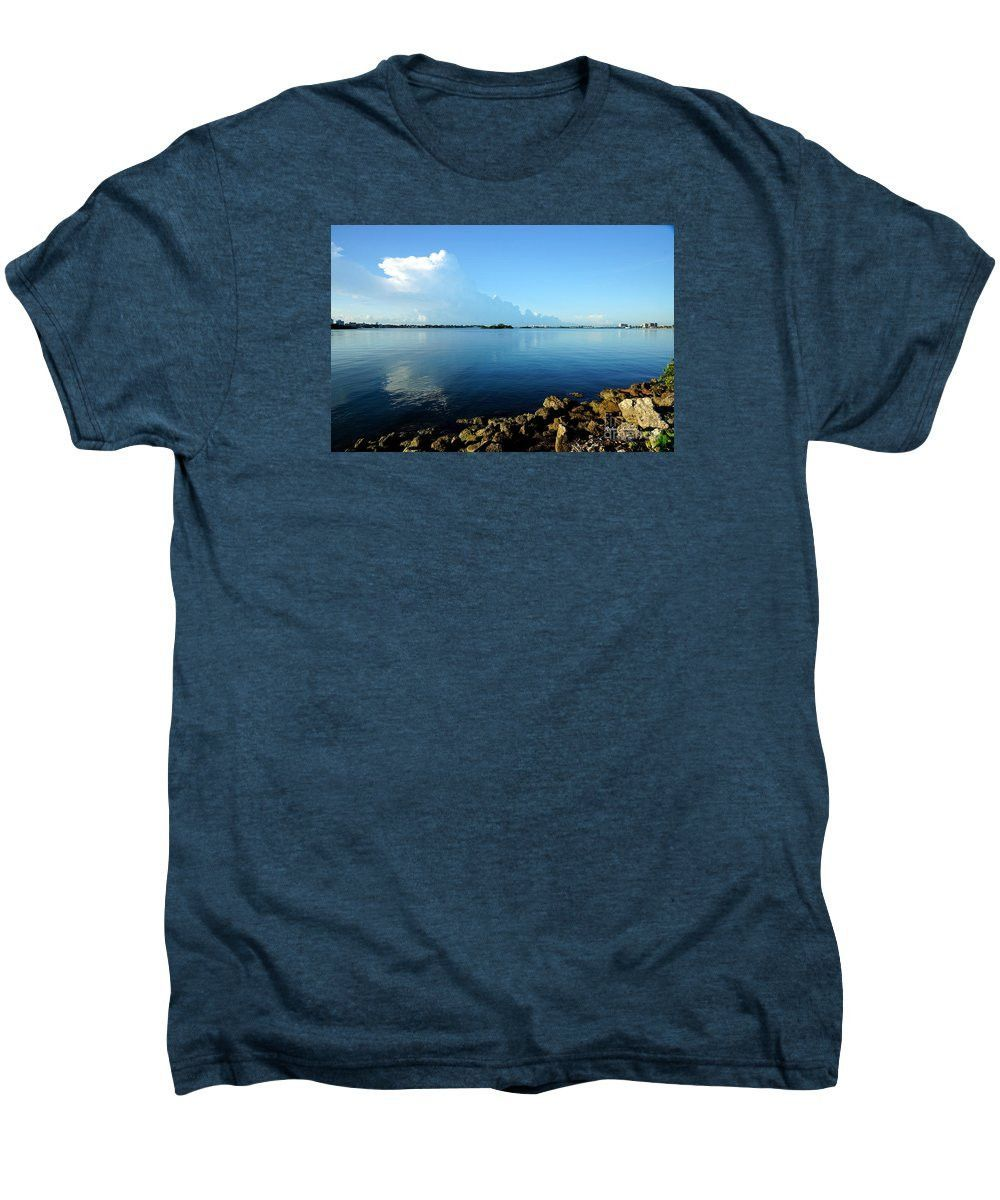 Men's Premium T-Shirt - Florida Panorama