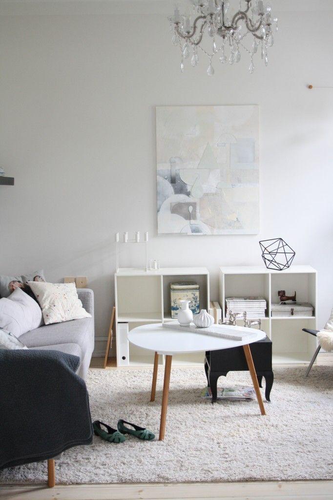 Giv Din Stue Ny Indretning Med Fa Aendringer Med Billeder Boligindretning Stue Design Vaerelsesindretning