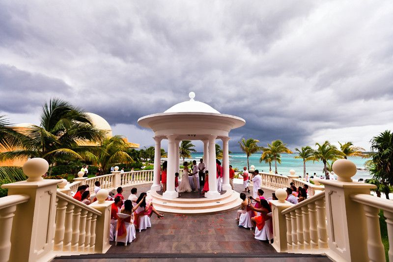 Wedding Resort List Reviews Showcases The Barcelo Maya Palace Deluxe On I Do Mexico