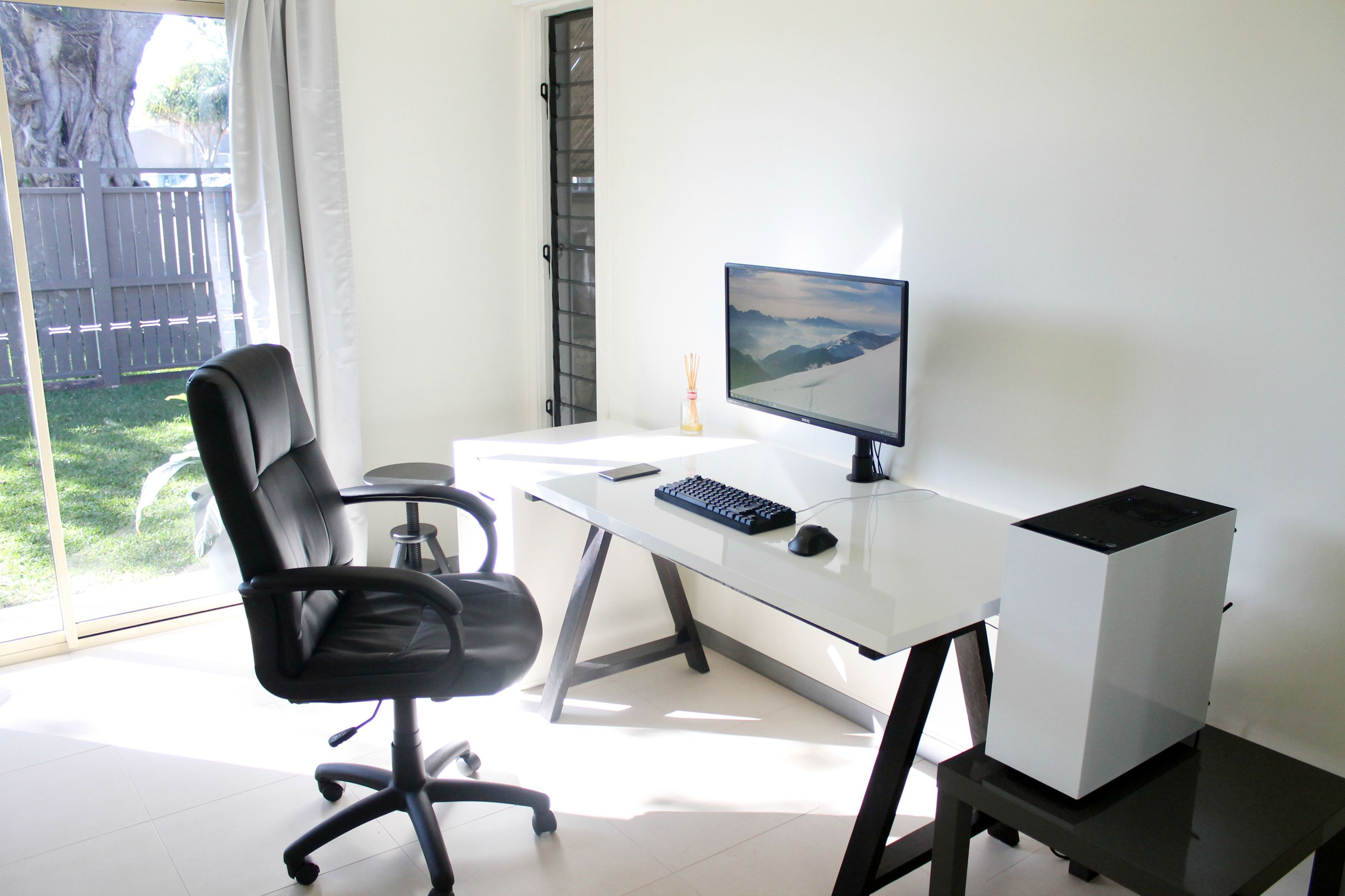 home office setups. my new office setup/battlestation - album on imgur home setups l