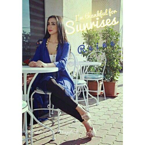 Giod Morning♡ Item: Cardigan Color: Blue Size: Free Size  Mob: +962 798 070 931  Tel: +962 6 585 6272   #Reine #BeReine #BeFashion #BeChic #InstaReine #LoveReine #Fashion #Fashionista #FashionAddict #Diva #ReineWorld #ReineIt #LoveAmman #BeAmman #Jordan #LoveJordan #Kuwait #KSA #Dubai #BeirutFashion #Modesty #Modeling #EidCollection #InstaRamadan #RamadanCollection #InstaEid #Cardigan