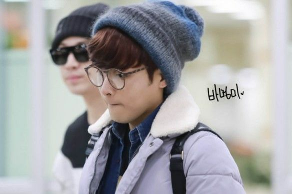 At gimpo from beijing