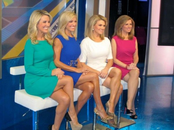 Image result for fox news women anchors legs