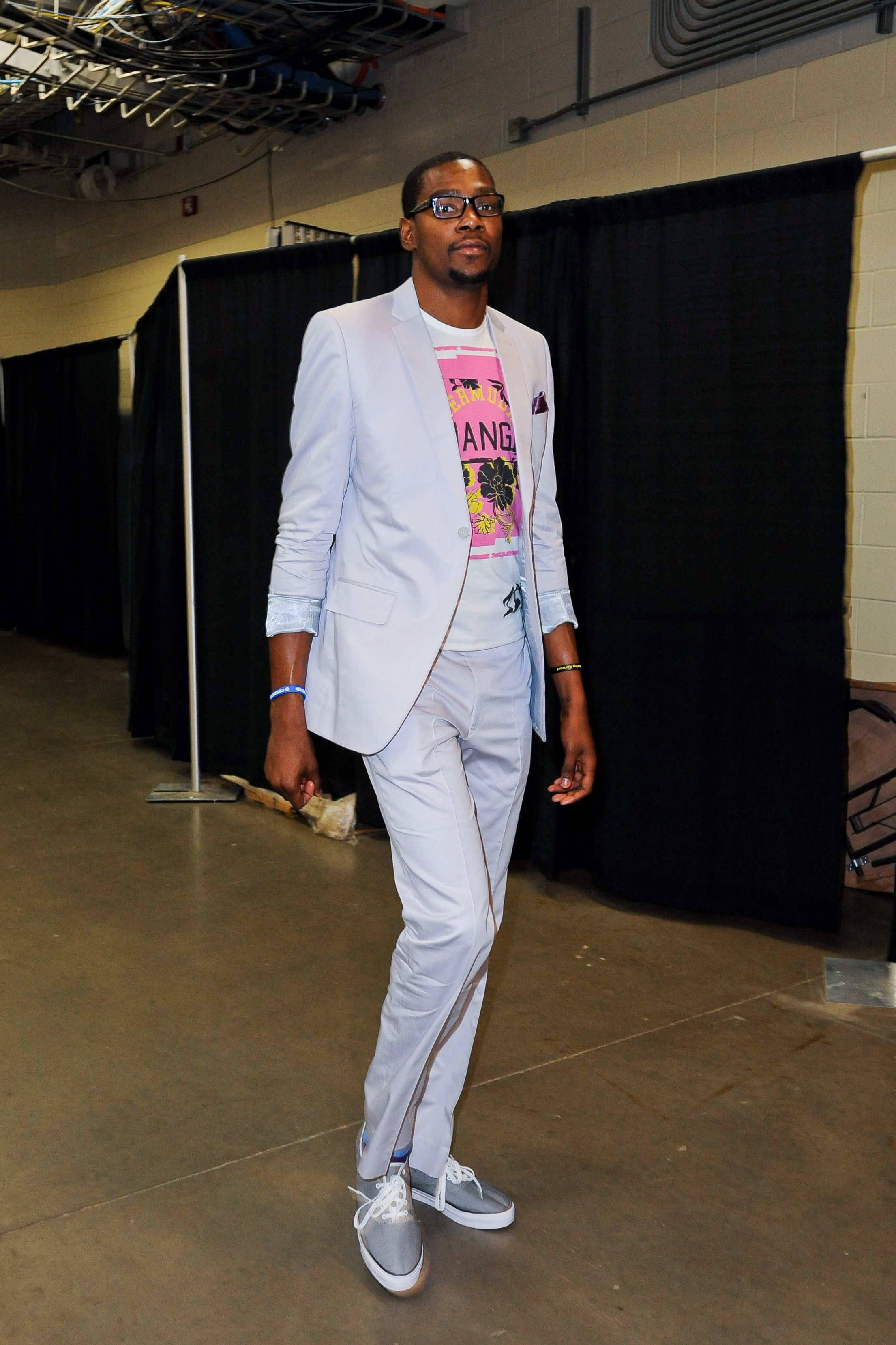 2019 year lifestyle- Durant Kevin clothing style pictures