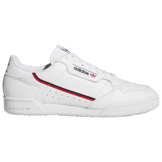 adidas Originals Continental 80 - Men's | Adidas white shoes ...