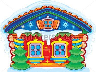 favolosa casa di Babbo Natale